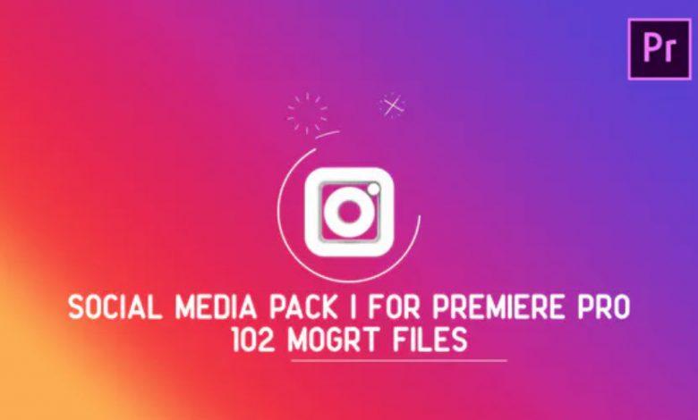 Social Media Pack for Premiere Pro