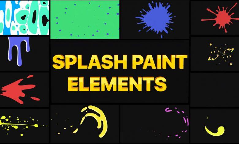 Splashes Pack for Premiere Pro