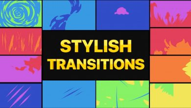 Photo of [Premiere Pro] 12 Stylish Transitions