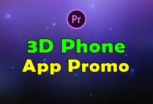 Photo of [Premiere Pro] 3D Phone App Promo