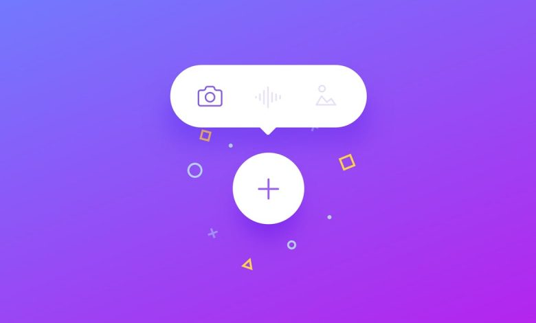 3d Touch Button With Actions for Sketch