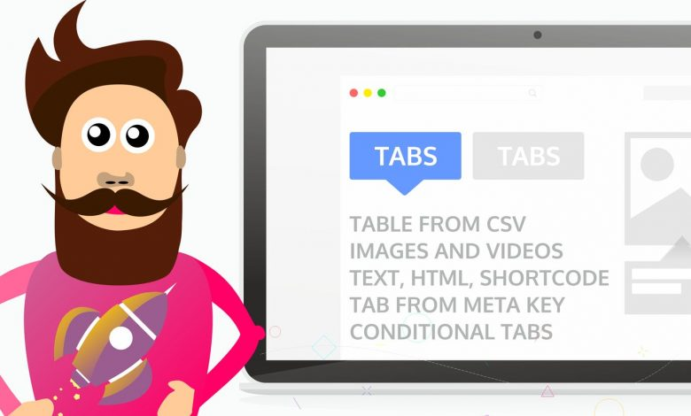 Add Product Tabs Plugin for WooCommerce