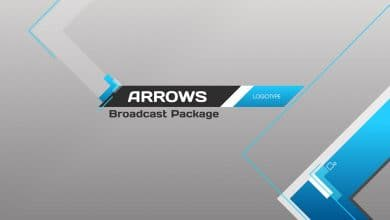 Photo of [After Effects] Arrows Broadcast Package