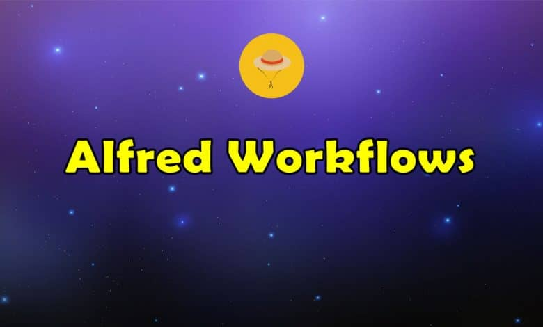 Awesome Alfred Workflows Resources List