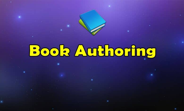 Awesome Book Authoring Resources List