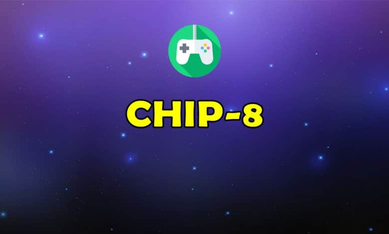 Awesome Chip 8 Game Resources List
