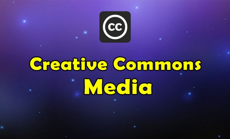 Awesome Creative Commons-Media Resources List