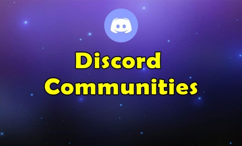 Awesome Discord Communities Resources List