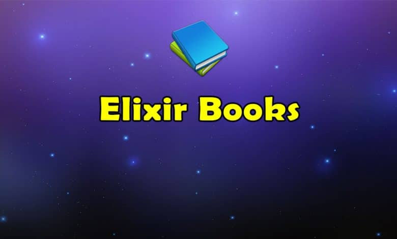 Awesome Elixir Books Resources List