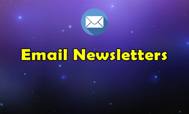 Awesome Email Newsletters Resources List