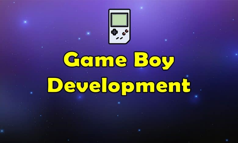Awesome Game Boy Development Resources List