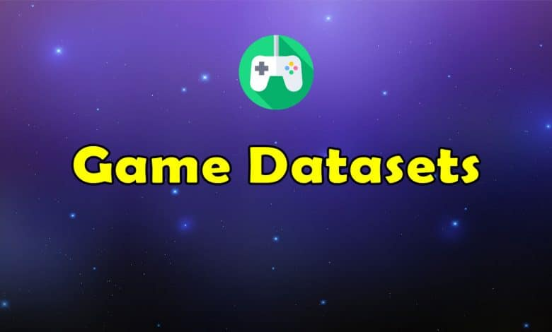 Awesome Game Datasets Resources List