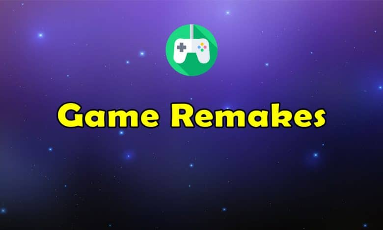 Awesome Game Remakes Resources List