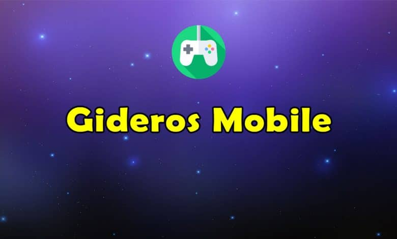 Awesome Gideros Mobile Resources List