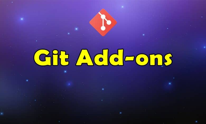 Awesome Git Addons Resources List