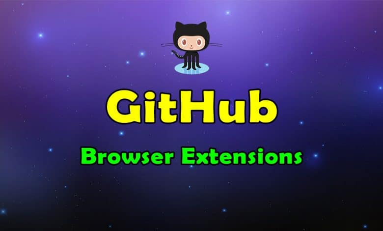 Awesome GitHub Browser Extensions Resources List