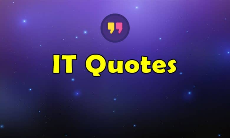 Awesome IT Quotes Resources List