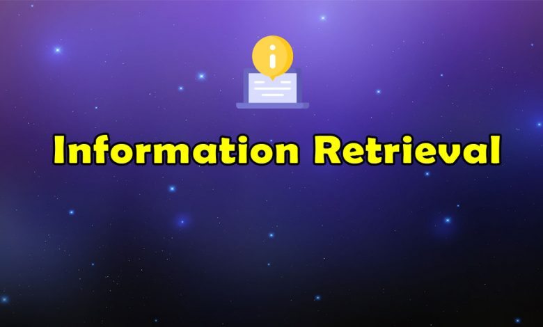 Awesome Information Retrieval Resources List