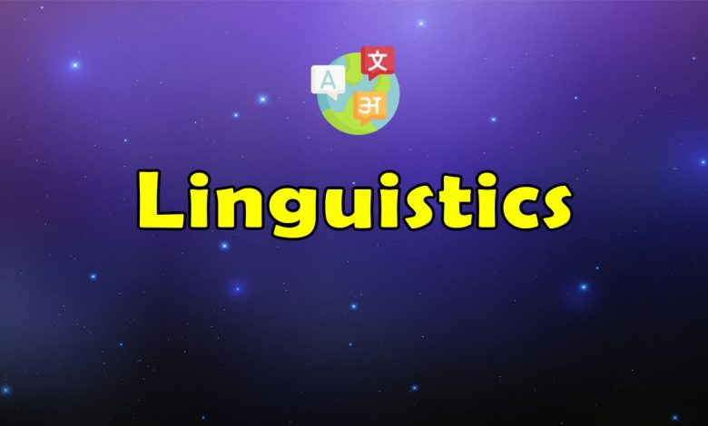Awesome Languistic Resources List