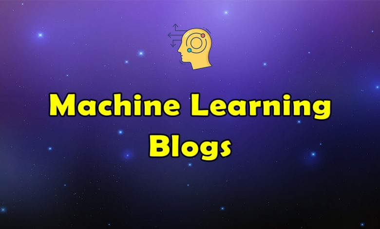 Awesome Machine Learning Blogs Resources List