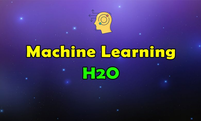 Awesome Machine Learning H2O Resources List