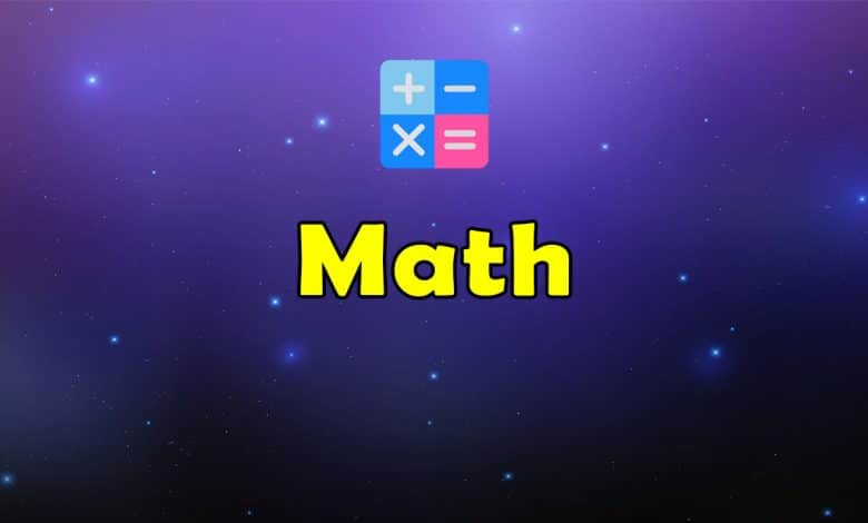 Awesome Math Resources List