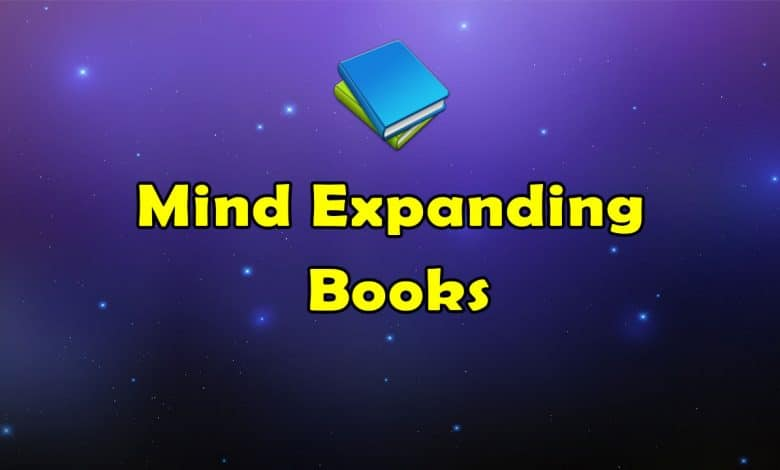 Awesome Mind Expanding Books Resources List