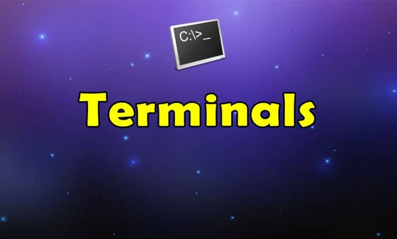 Awesome Terminals Resources List