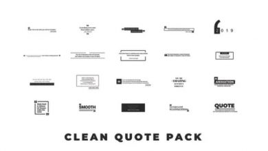 Photo of [Premiere Pro] Clean Quotes
