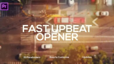 Photo of [Premiere Pro] Fast Upbeat Slideshow