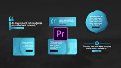 Photo of [Premiere Pro] Quotes Trendy Titles