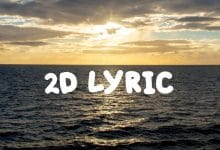 Photo of [After Effects] 2D Lyric Titles