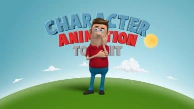 Photo of [After Effects] 3D Character Animation Toolkit
