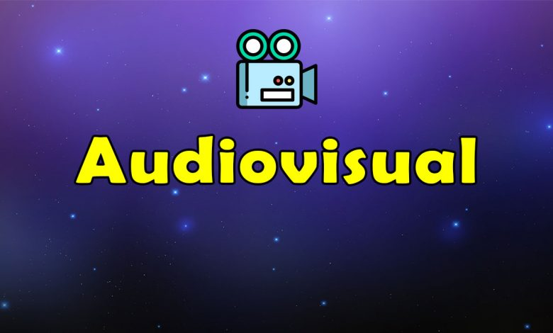 Awesome Audiovisual Resources List