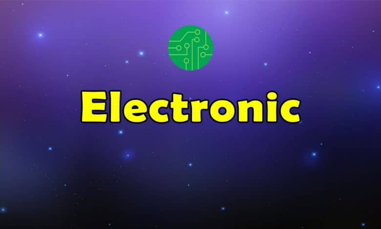 Awesome Electronic - Massive Collection of Resources