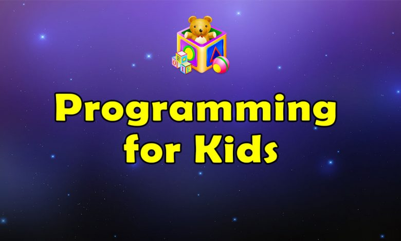 Awesome Programming for Kid