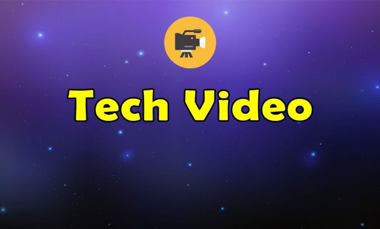 Awesome Tech Video Resources List