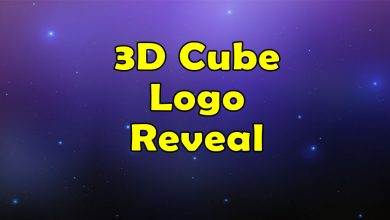 Photo of [After Effects] 3D Cube Logo Reveal