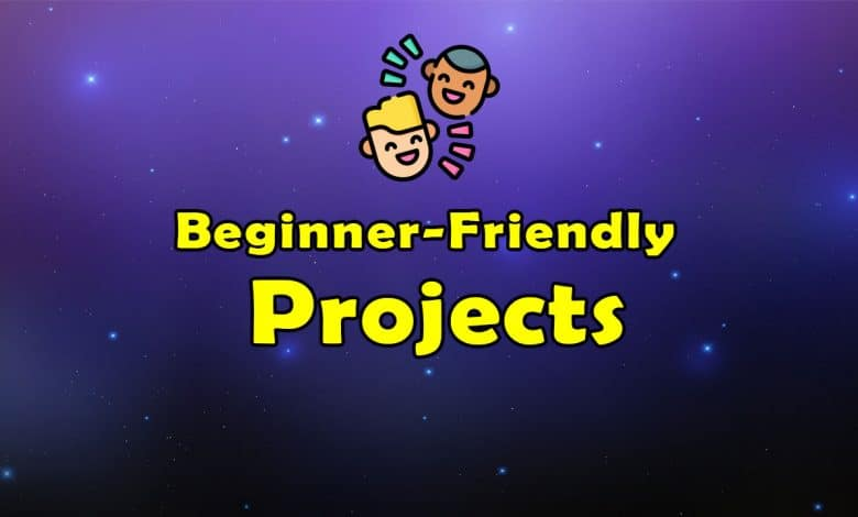 Awesome Beginner-Friendly Projects - Massive Collection of Resources