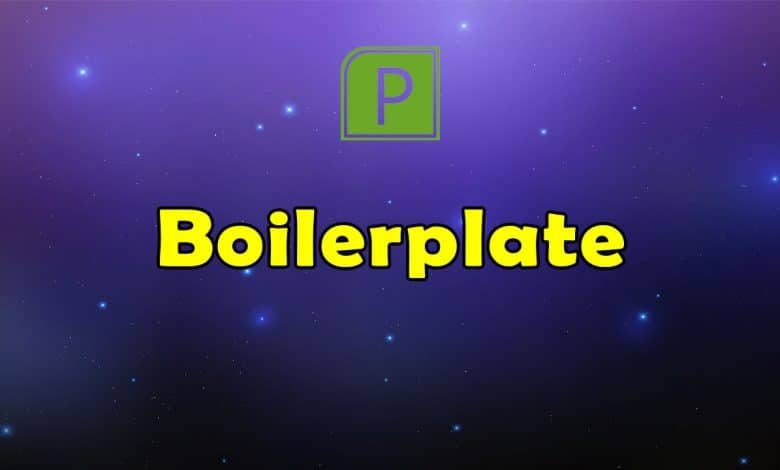 Awesome Boilerplate Projects - Massive Collection of Resources