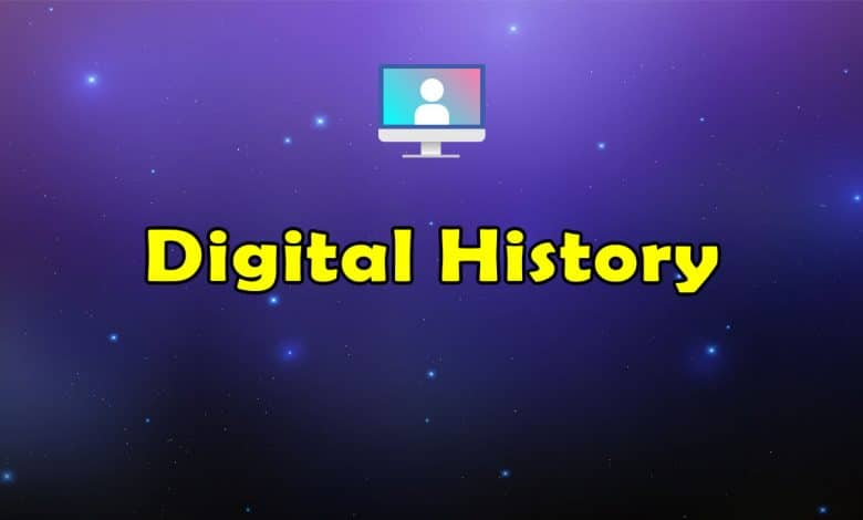 Awesome Digital History - Massive Collection of Resources