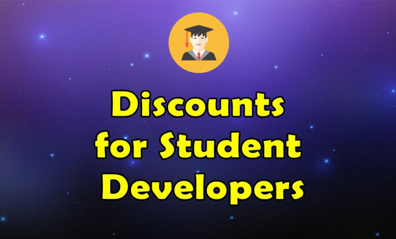 Awesome Discounts for Student Developers - Massive Collection of Resources