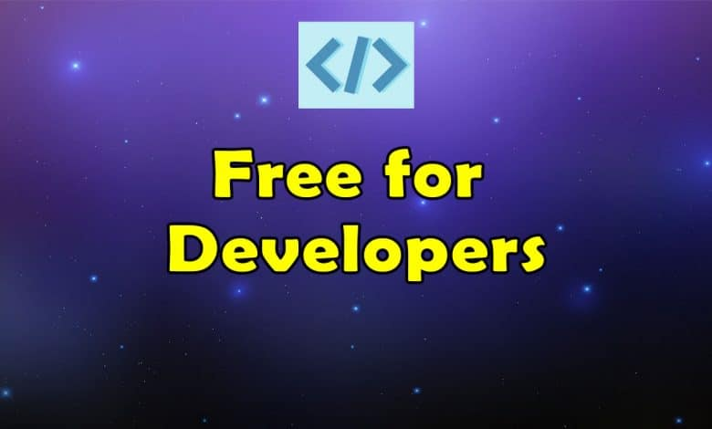 Awesome Free for Developers - Massive Collection of Resources