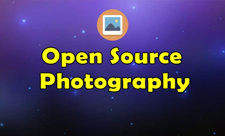 Awesome Open Source Photography - Massive Collection of Resources