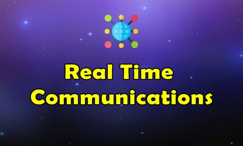 Awesome Real Time Communications - Massive Collection of Resources