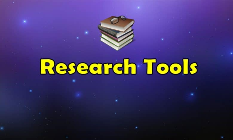 Awesome Research Tools - Massive Collection of Resources