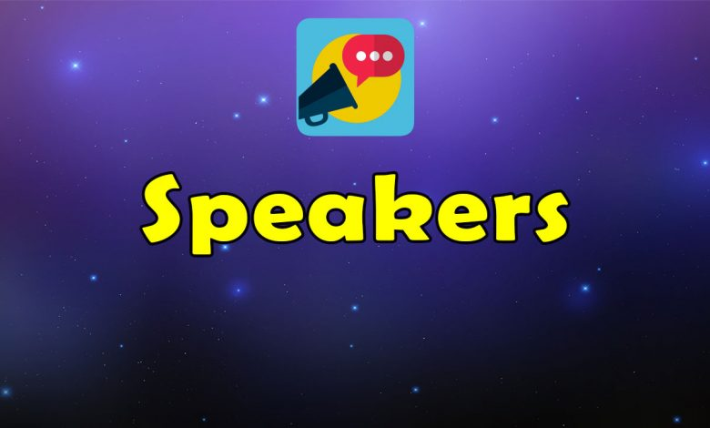 Awesome Speakers - Massive Collection of Resources