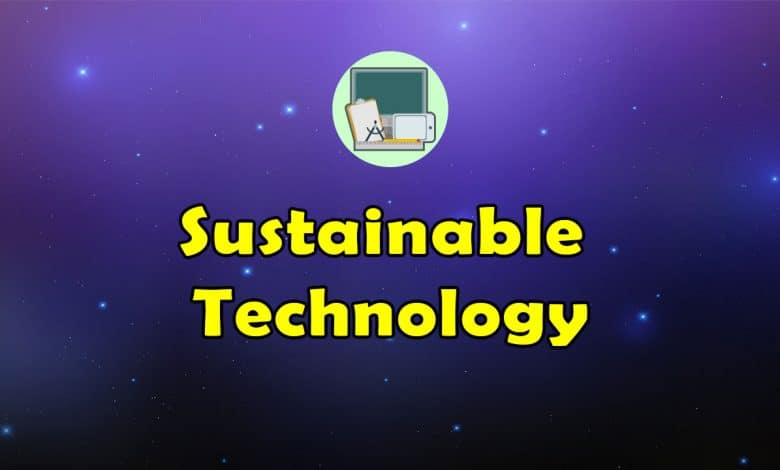 Awesome Sustainable Technology - Massive Collection of Resources