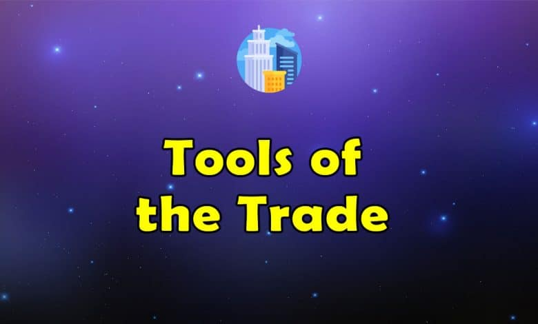 Awesome Tools of the Trade - Massive Collection of Resources