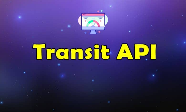 Awesome Transit API - Massive Collection of Resources